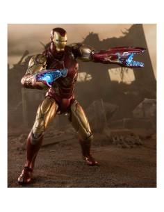 Figura Iron Man Mk 85 Vengadores Avengers Marvel 16cm