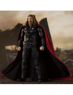 Figura Thor Final Battle Edition Vengadores Avengers Endgame Marvel 20cm