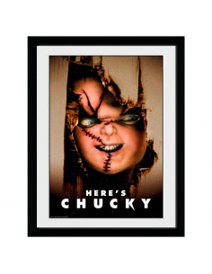 Foto marco Here is Chucky Chucky
