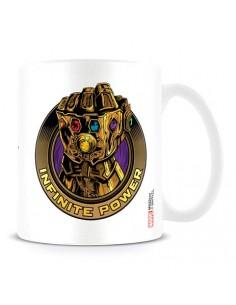 Taza Thanos Vengadores Infinity War Avengers Marvel