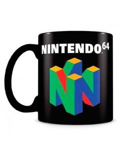 Taza Nintendo 64