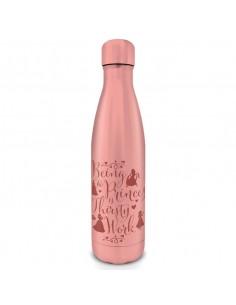 Botella metal Princesas Disney