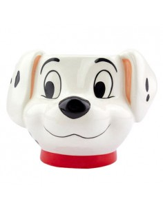 Taza 3D 101 Dalmatas Disney