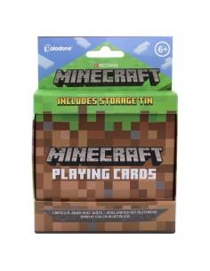 Baraja cartas Minecraft