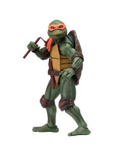 Figura Michelangelo Tortugas Ninja 18cm