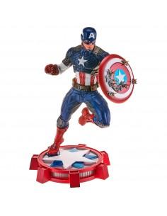 Estatua diorama Capitan America Marvel NOW 23cm