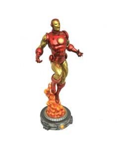 Figura diorama Iron Man Classic Marvel Gallery 28cm