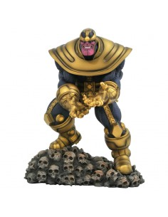 Figura Thanos Diorama Marvel Comic Gallery 23cm