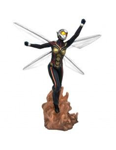 Figura The Wasp Ant Man The Wasp Diorama Marvel Movie Milestones 23cm