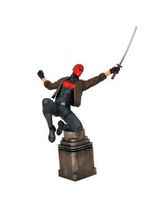 Estatua diorama Red Hood DC Comic Gallery 23cm