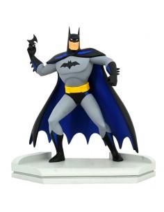 Estatua Batman Liga de la Justicia Animated DC Premier Collection 28cm