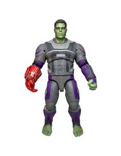 Figura articulada Hulk Vengadores Endgame Marvel 23cm