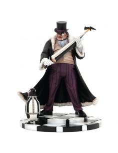 Estatua Penguin Batman DC Comics 23cm