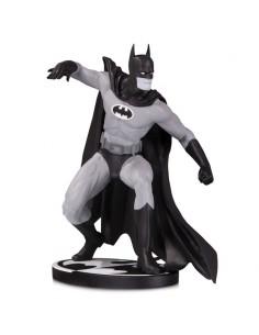 Estatua resina Batman Black White DC Comics 17cm