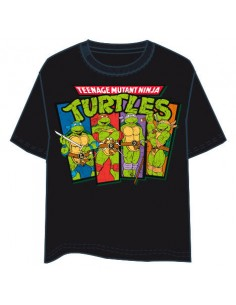 Camiseta Tortugas Ninja adulto