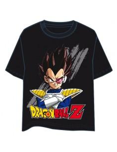 Camiseta Vegeta Dragon Ball adulto