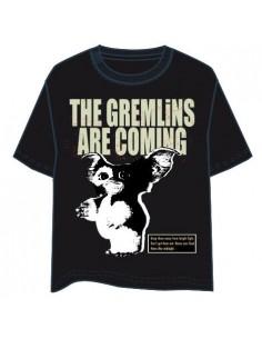 Camiseta Gremlins adulto