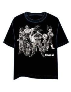 Camiseta Heroes Dragon Ball Z adulto