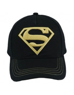 Gorra Superman DC Comics adulto