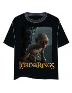 Camiseta Gollum El Senor de los Anillos adulto