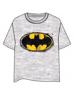 Camiseta Logo Batman DC Comics adulto