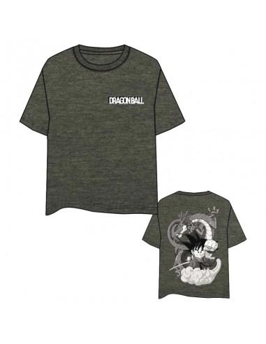 Camiseta Goku and Shenron Dragon Ball adulto