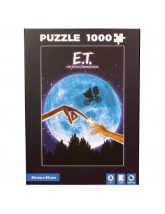Puzzle Poster ET El Extraterrestre 1000pzs