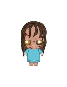 Figura Pokis Regan El Exorcista