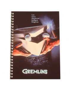 Cuaderno Gremlins