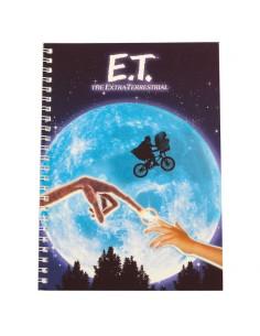 Cuaderno ET El Extraterrestre