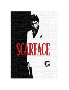 Puzzle Poster The World is Yours Scarface 1000pzs