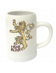 Jarra ceramica Hear Me Roar Juego de Tronos