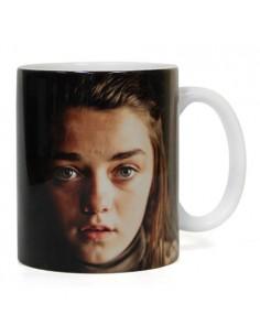 Taza Arya Stark Juego de Tronos