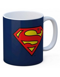 Taza logo Superman DC Comics