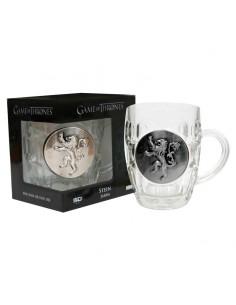 Jarra cristal Lannister Juego de Tronos