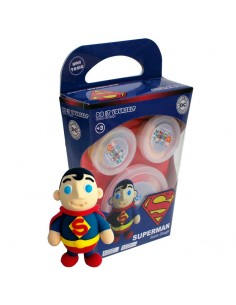 Plastilina Super Dough Superman DC Comics DIY