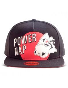 Gorra Power Nap Pikachu Pokemon