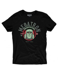 Camiseta Megatron Transformers