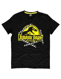 Camiseta Logo Jurassic Park
