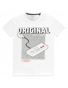 Camiseta NES The Original Nintendo