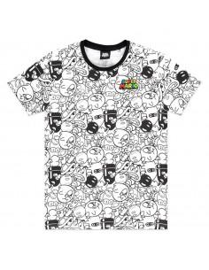 Camiseta Villain Super Mario Nintendo
