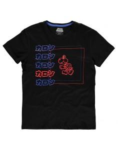 Camiseta Dry Bones Super Mario Nintendo