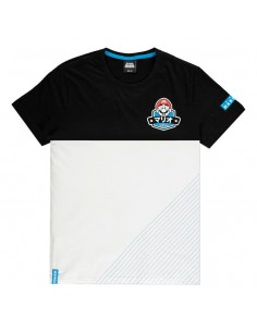 Camiseta Team Mario Super Mario Nintendo
