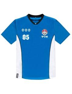 Camiseta Sports Super Mario Nintendo