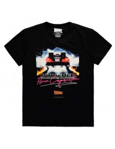 Camiseta Back To The Future Universal