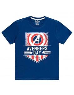 Camiseta Avengers Day Marvel