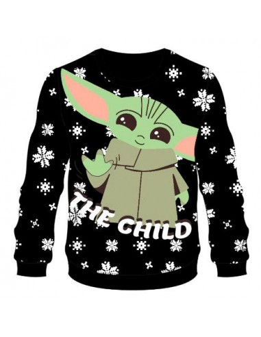Jersey Navidad Baby Yoda The Mandalorian Star Wars