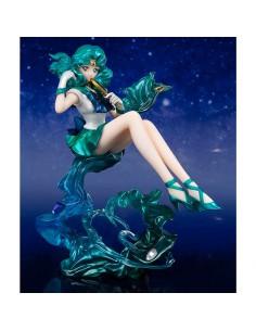 Figura Sailor Neptuno Sailor Moon 16cm