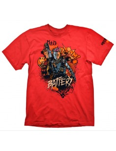 Camiseta Battery Call of Duty Black Ops 4