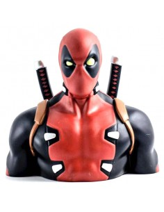 Busto hucha Deadpool Marvel 20cm
